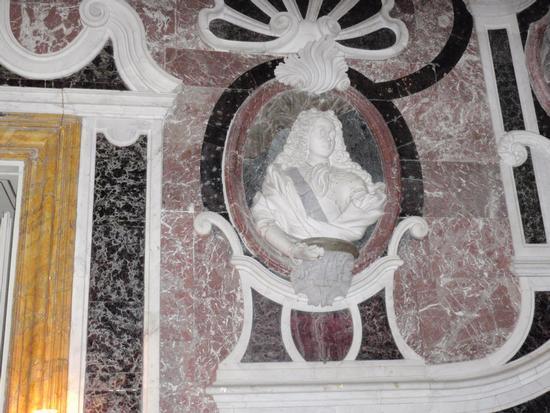 Villa Palagonia - Luigi XIV  - Bagheria (2615 clic)