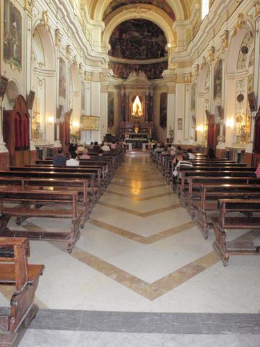 Chiesa dell'Immacolata - Agrigento (5565 clic)