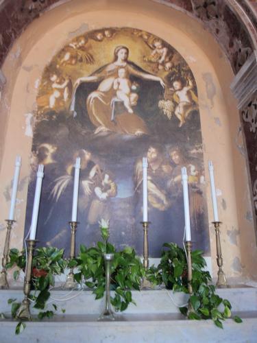 Madonna della Divina Provvidenza    - Milazzo (1577 clic)