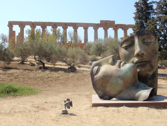 Valle dei Templi - Tempio di Giunone - Agrigento (4356 clic)