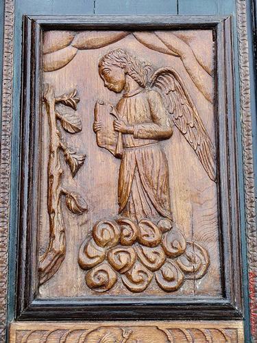 chiesa di San Rocco - portale  - Butera (324 clic)
