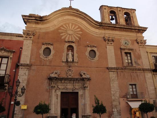 Chiesa Madonna del Monte Carmelo  - Milazzo (1434 clic)
