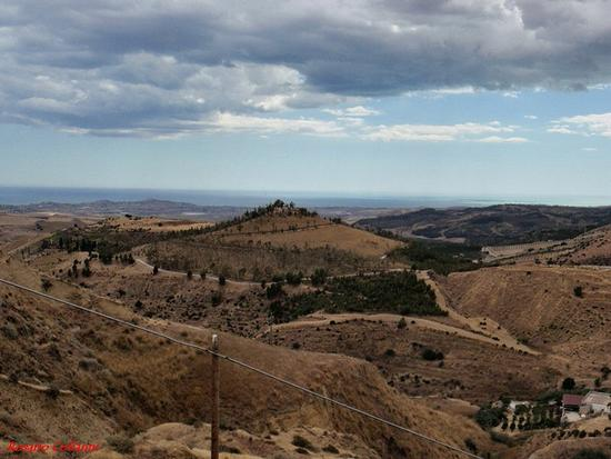 panorama  - Butera (428 clic)