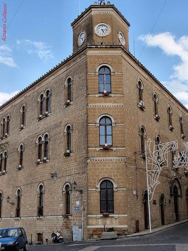 Palazzo del Municipio   - Butera (427 clic)