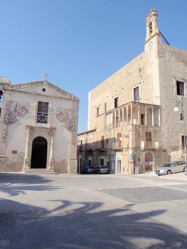 Chiesa dedicata alla Madonna del Rosario  - Favara (3155 clic)