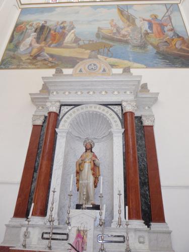Interno Duomo - Sacro Cuore di Gesù- - Favara (2339 clic)