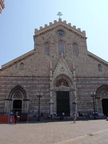 Duomo  - Messina (1215 clic)