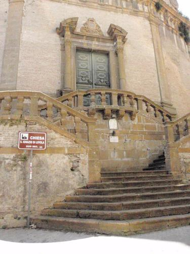 Chiesa Sant'Ignazio di Loyola - Piazza armerina (1679 clic)