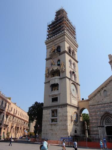 Torre dell'orologio   - Messina (1281 clic)