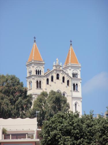 Santuario di Montalto  - Messina (1510 clic)