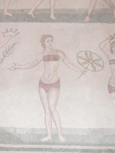 Mosaici - Piazza armerina (1197 clic)