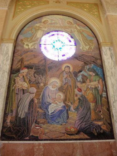 Interno Santuario Madonna del Tindari (1600 clic)