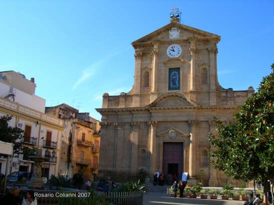 Chiesa Madre  - Bagheria (8959 clic)