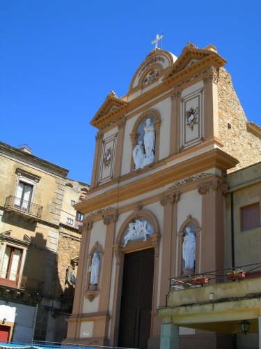 Chiesa del Carmine - Calascibetta (4318 clic)