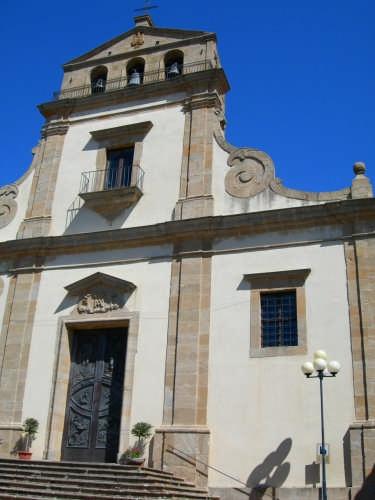 Chiesa Madrice - Calascibetta (3019 clic)