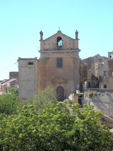 Chiesa S.Barbara - Calascibetta (3025 clic)
