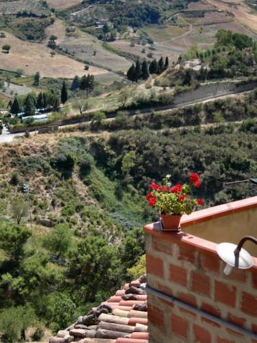 Panorama  - Calascibetta (3504 clic)