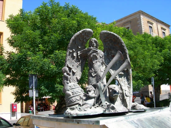 Fontana  - Calascibetta (3200 clic)