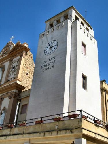 Torre dell'Orologio - Calascibetta (3557 clic)