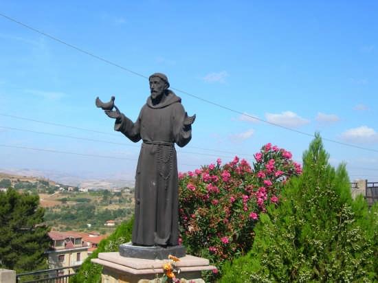 S.Francesco  - Calascibetta (2677 clic)