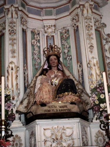 Nostra Signora Maria S.S. di Buorriposo - Calascibetta (3680 clic)