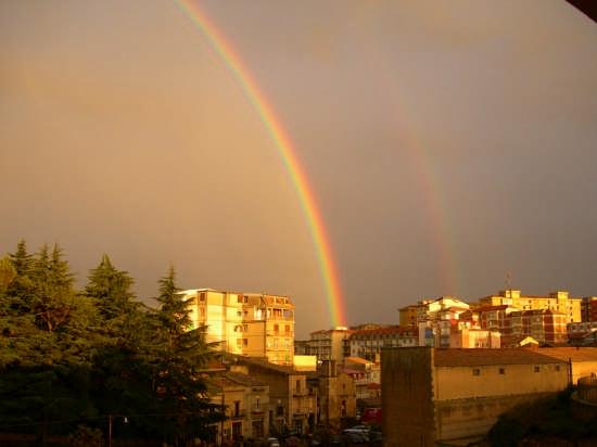 Arcobaleno in citta' - Enna (5546 clic)