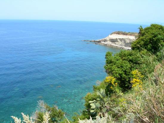 Panorama da Capo Milazzo (3924 clic)