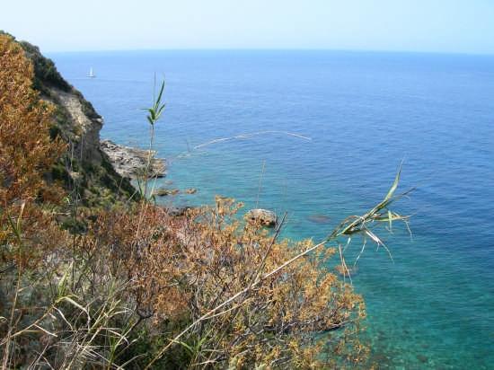 Panorama da Capo Milazzo (3883 clic)