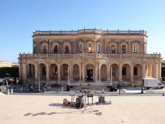 Palazzo Ducezio  - Noto (4766 clic)