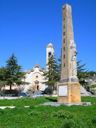Piazza della Bonifica - Pergusa (3140 clic)