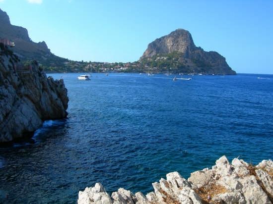 Panorama da Sant'Elia (4037 clic)