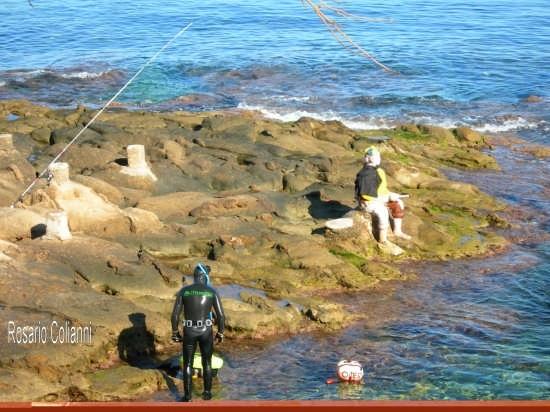 Scoglio del Pescatore - Trabia (6636 clic)