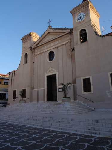 Chiesa madre  - Trabia (3499 clic)