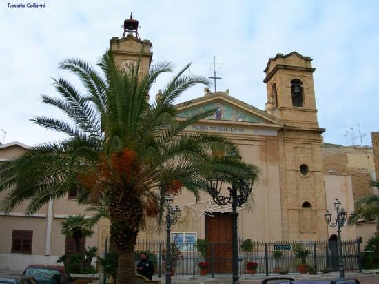 Chiesa Madre S.Maria del Lume - Porticello (3742 clic)