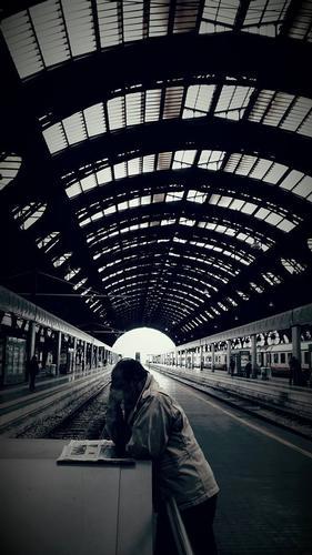 Attese - Milano (372 clic)