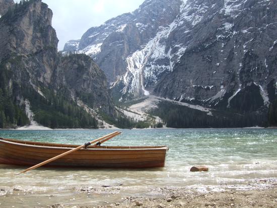 Lago di Braies - Dobbiaco (553 clic)