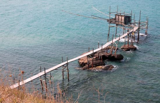 Punta Aderci - Vasto Marina - inserita il 27-Apr-15