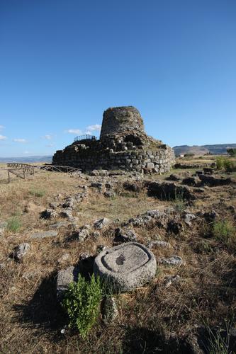 Il nuraghe di Santu Antine - Torralba (905 clic)