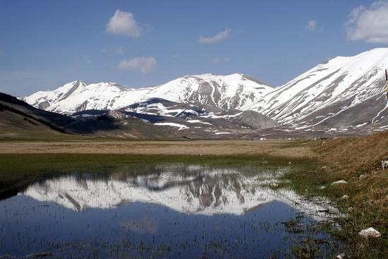 disgelo - Castelluccio (603 clic)