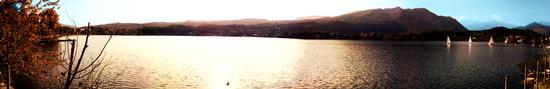 Lago grande di Avigliana (696 clic)