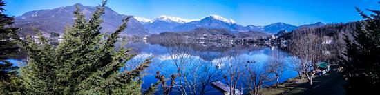Lago grande di Avigliana (620 clic)