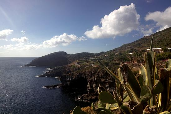 Pantelleria dal GOOGLE GLASS4-on the road (884 clic)