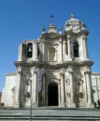 Chiesa di Sant'Antonio Abbate - Ferla (788 clic)