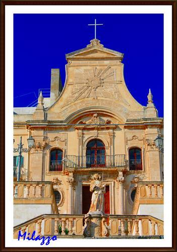 Antica Chiesa di S.Francesco - Milazzo (618 clic)
