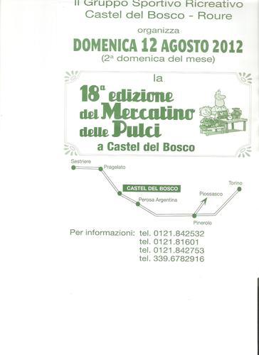 MERCATINO delle PULCI e dell'USATO (377 clic)