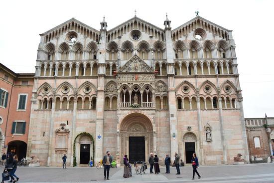 Ferrara, Abbazia di Pomposa (381 clic)