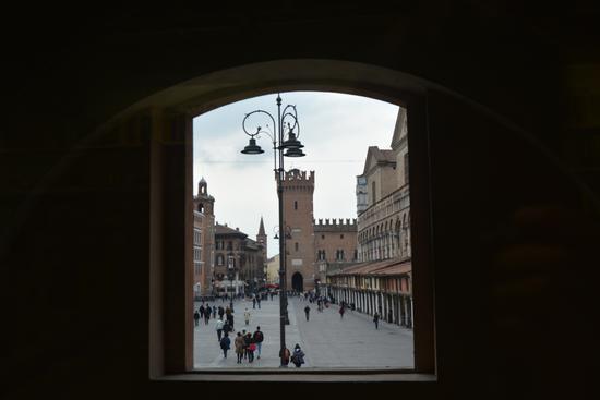 Ferrara, Piazza Trento (482 clic)
