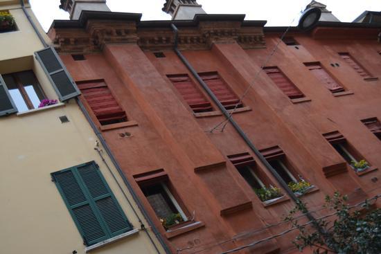 Ferrara, Ghetto ebreo (396 clic)