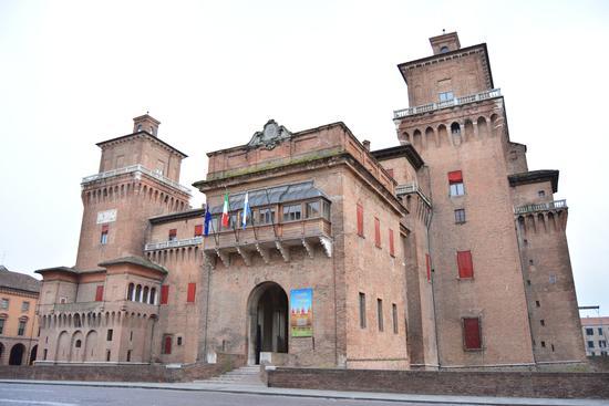 Ferrara, Castello estense (439 clic)