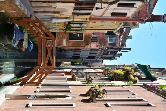 Venezia, canali caratteristici, classico (483 clic)